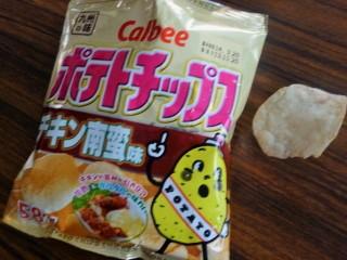 ポテトチップス 九州の味 チキン南蛮味